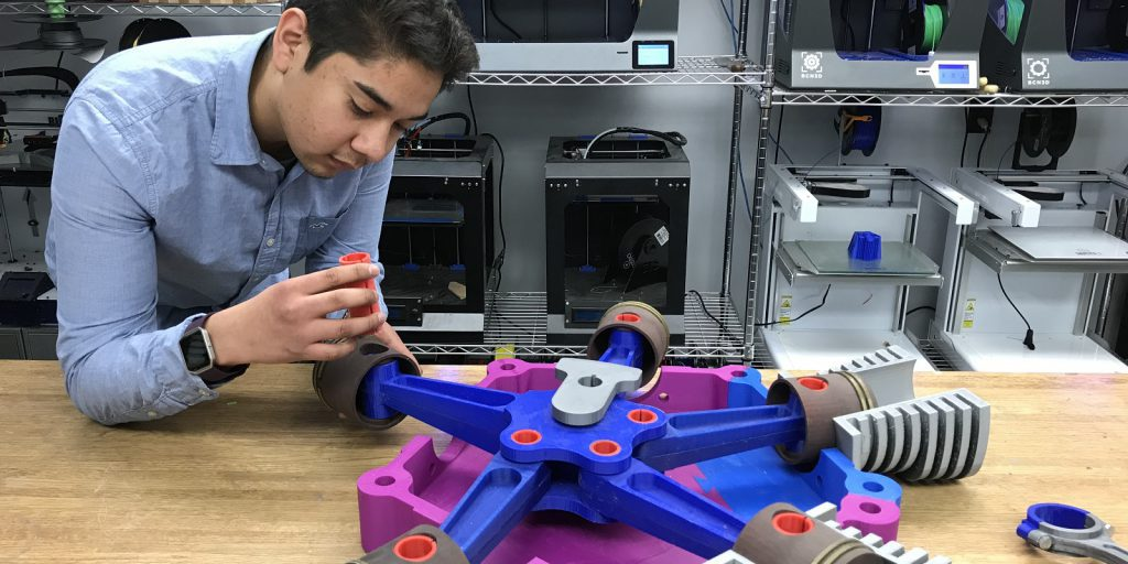 career in mechanical engineering technology