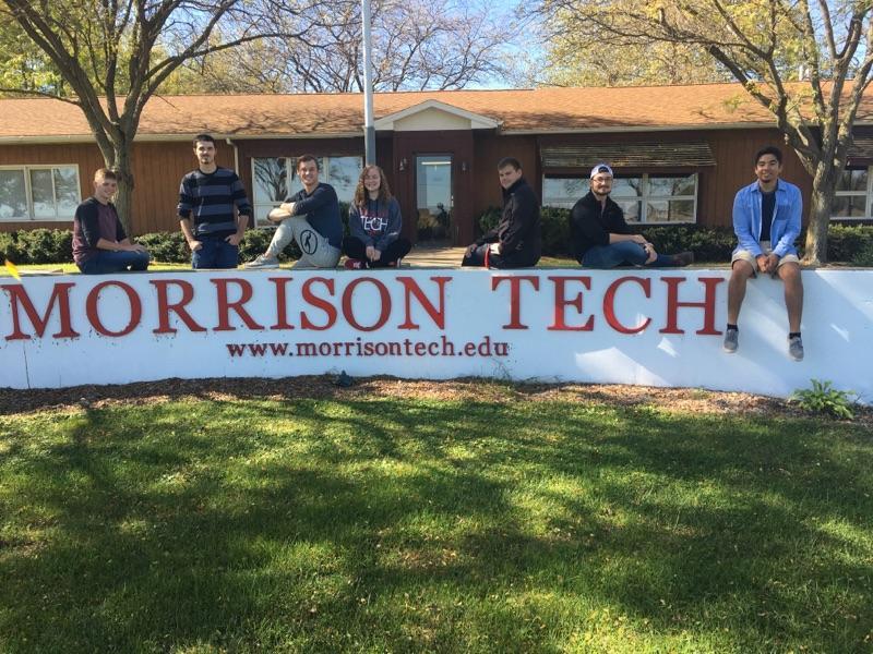 Morrison Tech Student Ambassadors