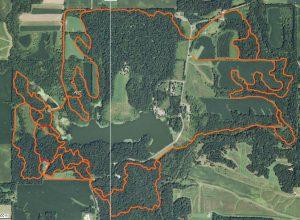 rockwood state park trail system