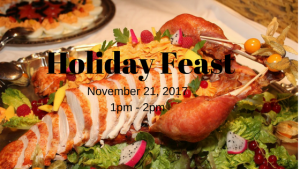 Holiday Feast @ Morrison Tech Tech Center Lobby