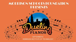 Morrison Schools Foundation Dueling Pianos @ Morrison Tech Theater