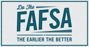FAFSA Opens