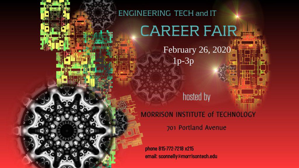 Eng Tech and IT Spring Career Fair