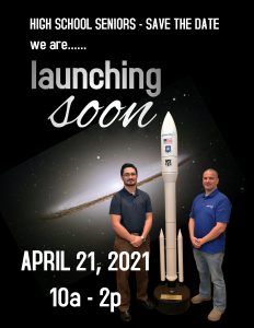 LAUNCH DAY 2021